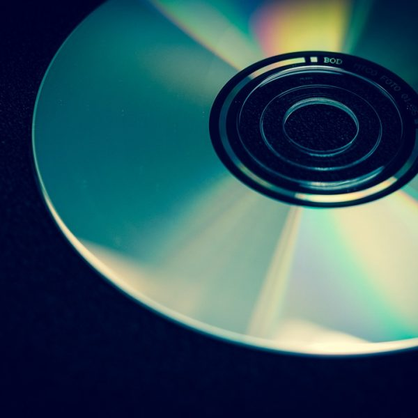 Computer Digital Cd Rohlling Silver Disk Dvd
